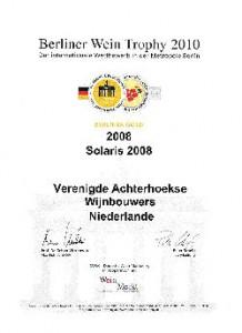 goud solaris 2008